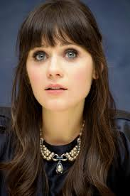zooey deschanel i want this necklace please hair pinterest