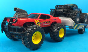 bright wheels 4x4 monster truck toys boys big wheels truck