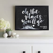 personalised quote gifts personalised award winning word art prints more than words
