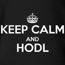 where did the term hodl even come from steemit