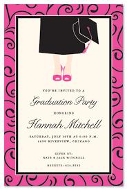 graduation lunch invitation wording contemporary graduation girl invitations myexpression 19715
