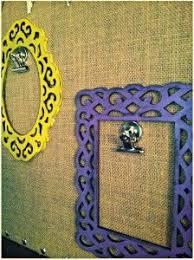 burlap bulletin board reggio inspired natural decor easy to
