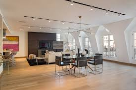 livingroom nyc modern penthouses nyc view in gallery open floor living area of