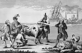 why britain attempted to tax american colonists