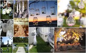 Tulle Wedding Decorations Garden Wedding Decoration Outdoor Wedding Decoration