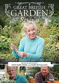 Carol Klein Life In A Cottage Garden - great british garden revival cottage gardens with carol klein dvd