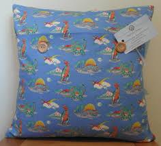 cath kidston dinosaur cushion cover 40cm