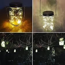 amazon com mason jar lights fully assembled with mason jar