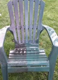 Plastic Patio Chairs How To Clean Your Outdoor Patio Furniture With A Pressure Washer
