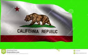 California State Flag State Of The United States Of America Usa State Flag Of