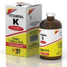 Famosos VITAMIN K - Labovet Produtos Veterinários @XL61