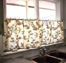 kitchen designs short window treatments combined better homes and