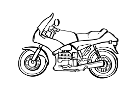 motorcycle coloring page coloring pages free blueoceanreef com