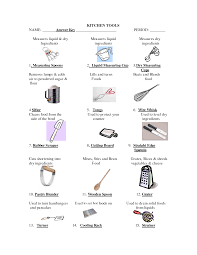 kitchen fascinating kitchen utensils names and uses pictures