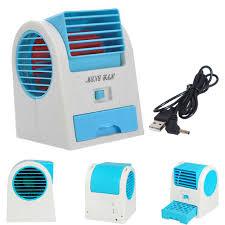 Desk Top Air Conditioner Housweety Multi Functional Desktop Portable Mini Usb Bladeless Fan