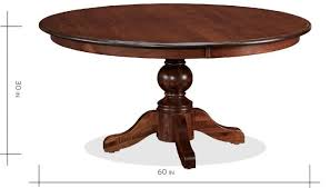 Small Pine Dining Table Casual Dining Sets Pine Table Circular Breakfast Tables Wood