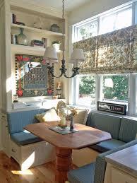 breakfast nook with storage benches kitchen corner kitchen table