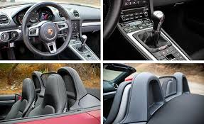 porsche boxster fuel economy 2017 porsche boxster 718 manual tested review car and driver