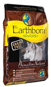 amazon com earthborn holistic primitive natural grain free 28 lb