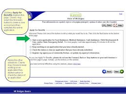 mi bridges basics last updated 06 13 2012 how to take this