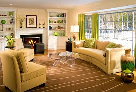 living room ideas colour schemes of the comfortable green and