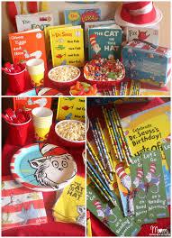 Dr Seuss Decor Celebrate Reading With A Dr Seuss Party