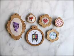 best 25 finishing embroidery hoop ideas on embroidery