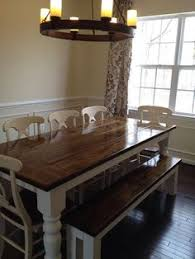 Dark Dining Room Table Dining Room Table Makeover Idea Paint Dining Room Table And