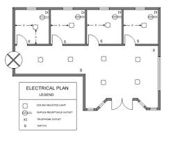 electrical floor plan drawing electrical floor plan ezblueprint nova drawings