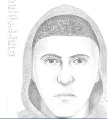 san mateo police release sketch of armed robbery suspect