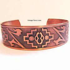 antique copper bracelet images Shop native american copper bracelet on wanelo jpg