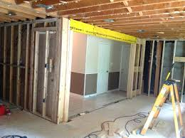 cost to remove load bearing wall load bearing wall removal how much