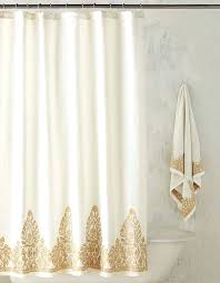 Brown And Gold Shower Curtains Gold Curtains Shower Curtain Black And Gold