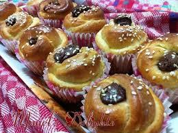 cuisine hanane briochettes au nutella manel s delights