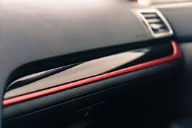 red subaru crosstrek interior review 2017 subaru crosstrek kazan edition canadian auto review