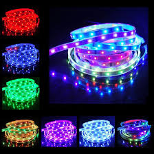 self adhesive strip lights rgb christmas strip light multi color tape lighting colorful led