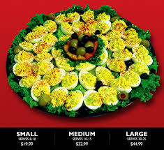 deviled egg serving plate crest fresh market home of rock bottom prices
