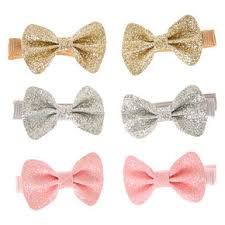 Flower Clips For Hair - hair clips grips u0026 claws claire u0027s us