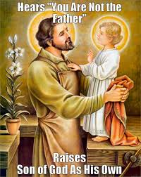 St Joe Memes - good guy st joseph quickmeme