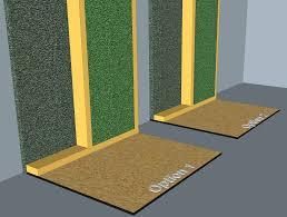 enjoyable inspiration basement subfloor options subfloors all you
