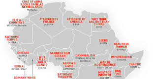 africa map gambia map china s stereotypes of africa from chaotic somalia to