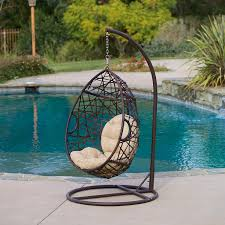 Patio Swing Chair With Stand by Amazon Com Best Selling Home Decor Lowe Wicker Tear Drop