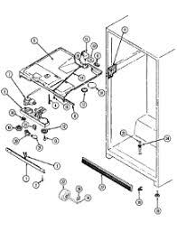 parts for magic chef rb150tv refrigerator appliancepartspros com