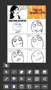 Challenge Accepted Meme Generator - meme maker free apk download free communication app for