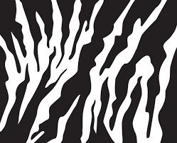 zebra pattern free download black zebra pattern vector design 03 vector pattern free download