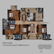 dlf ultima floor plans