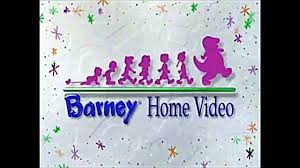 barney friends theme song slow motion