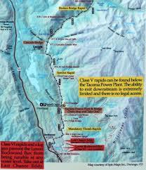 5 Train Map Upper Animas Map Raft Jeep Train Zip Line Mesa Verde