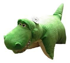 amazon disney toy story 3 rex dinosaur pillow pal plush
