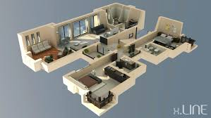 3d floor plan model free download creating plans in revit